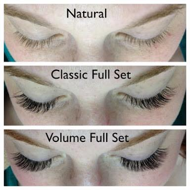 how to keep eyelash extensions straight